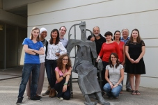 Equipe de Neurochlore, 2015