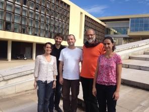 Equipe de Neurochlore, 2013