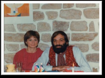 Constance Hammond et Yehezkel Ben-Ari